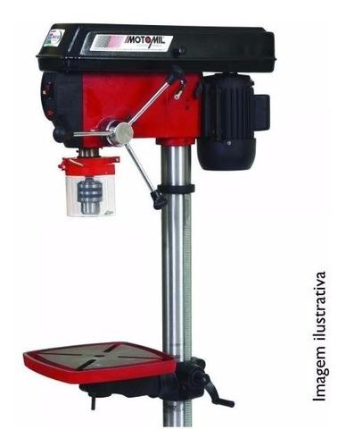 furadeira de coluna. 1 hp. 220v trifasica - rdm-2801f