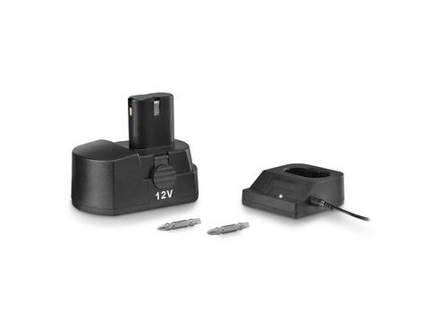 furadeira e parafusadeira dupla rotação bateria bivolt ho032