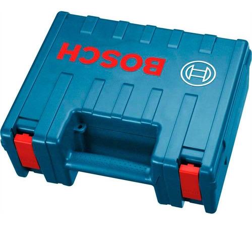 furadeira industrial 1/2 gsb 16re 750w + kit 103 peças bosch