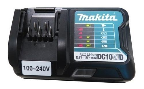 furadeira parafusadeira de impacto makita hp331 c/ bateria
