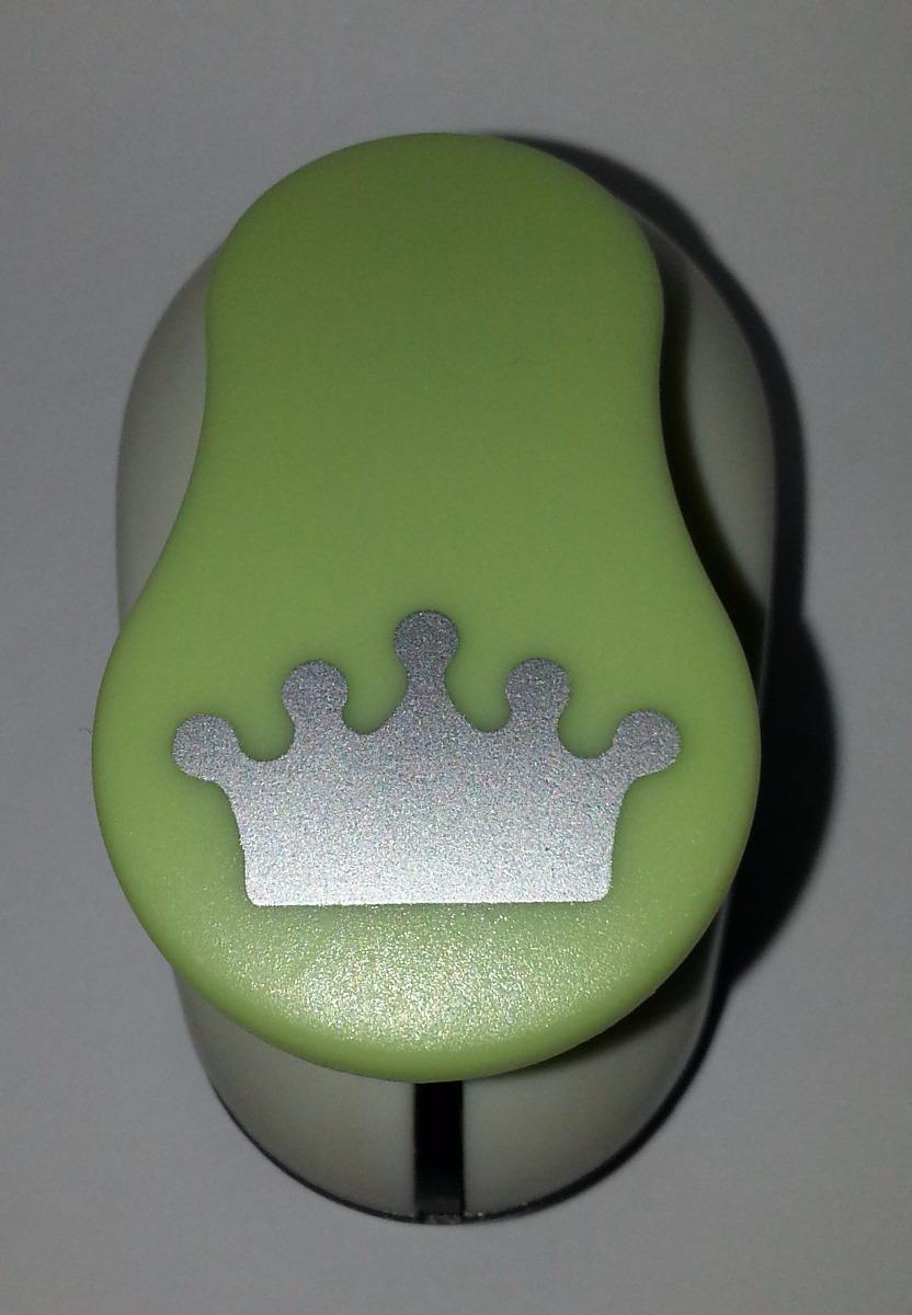 c39412a2f Furador Eva E Papel Coroa Princesa Largura 2