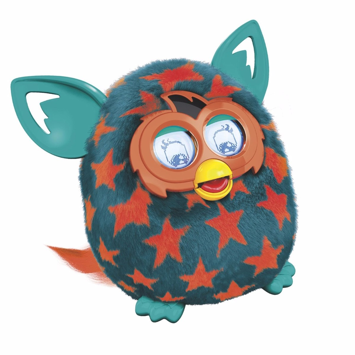 how to work a furby boom