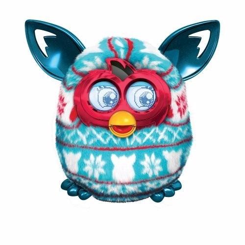 furby boom,holiday sweater edition - hasbro-importado de usa
