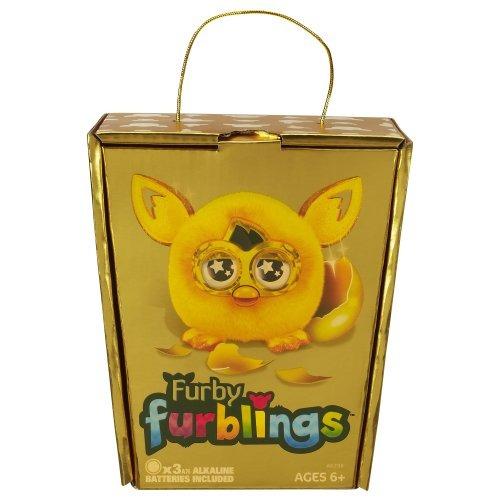 furby furbling criatura felpa, edición especial