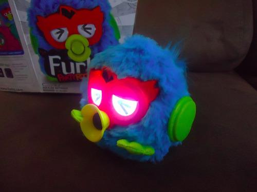 furby party rockers light blue