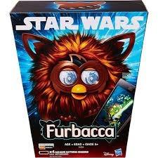furby star wars furbacca chewbacca