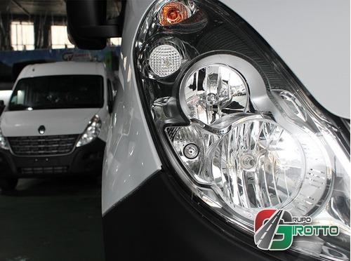 furgão renault master l2h2 branco motor 2.3 2020 0km