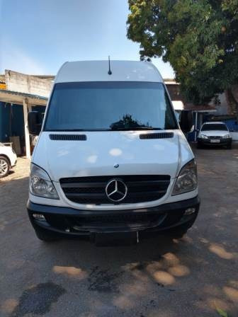 furgão sprinter mercedes-benz sprinter