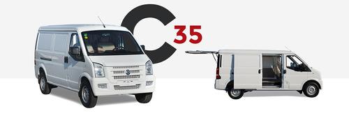 furgon c-35 1.5 doble puerta