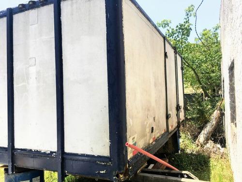 furgon, caja de camion