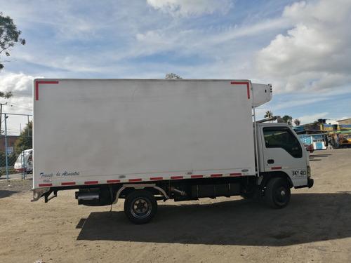 furgon carga refrigerada npr modelo 2011