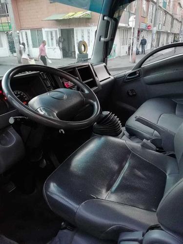 furgon chevrolet nhr modelo 2015