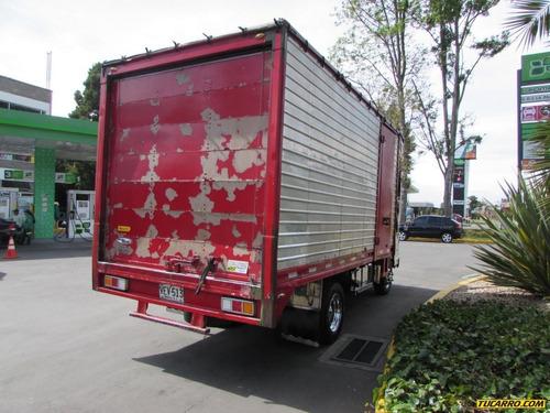furgon chevrolet npr