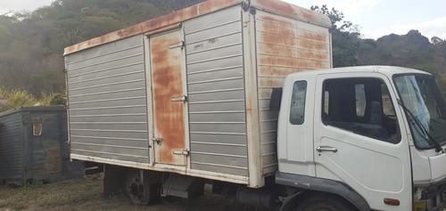 furgon de aluminio