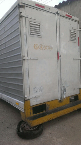 furgon de camion