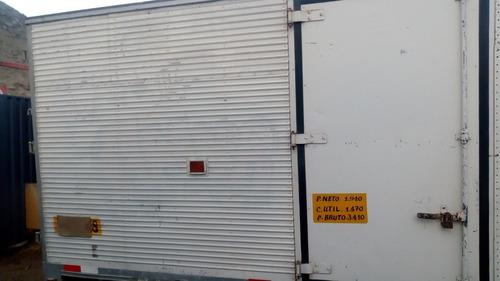 furgón de carga alt2m anch170 lrg320 cerrada y sin techo
