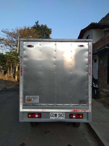 furgón de carga dfsk año 2020