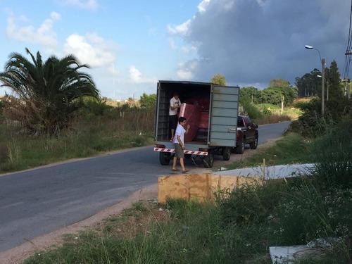 furgón doble eje (trailer)