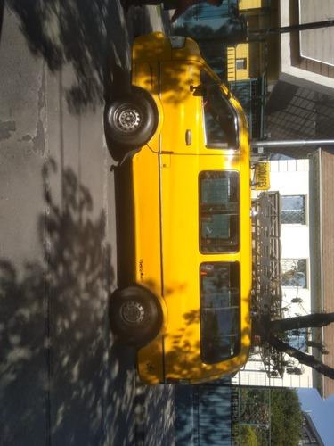 furgon escolar