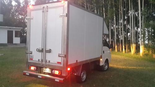 furgon estructura inoxidable./ financiacion./garantidos.