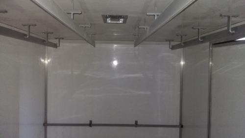 furgón fibra carnicero 80mm listo para entregar 4.00mts