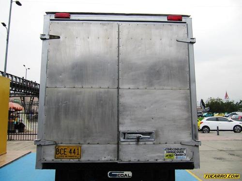 furgon ford 350 termoking