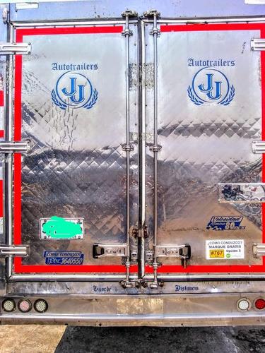 furgon frio chevrolet