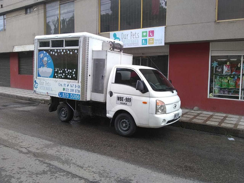 furgon hyundai unidad movil dog y cat grooming