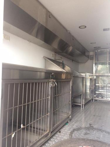 furgon ivecco food truck o veterinaria