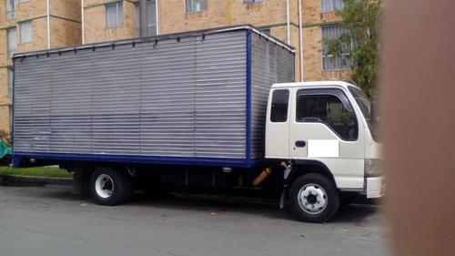 furgon jac - 2009 / motor npr