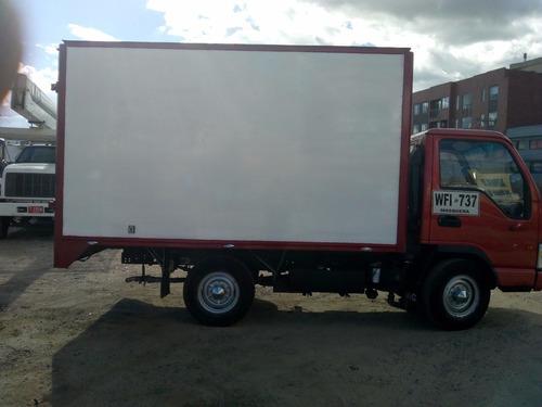 furgon. jac hfc1035k  2016  transporte de alimentos