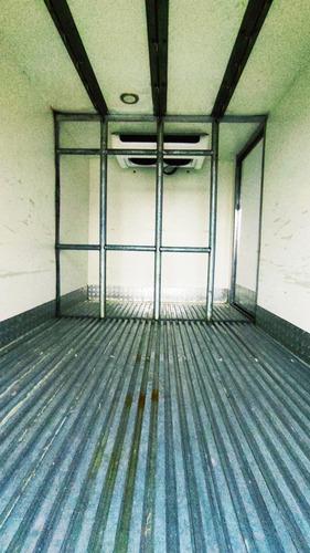 furgón jac jhr thermo refrigerado