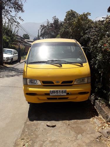 furgon kia besta 2.7 2001