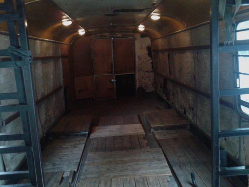 furgon mercedez benz 1114 mod 82