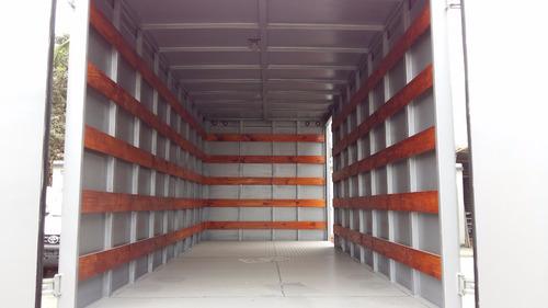 furgon metalico / carrocerias
