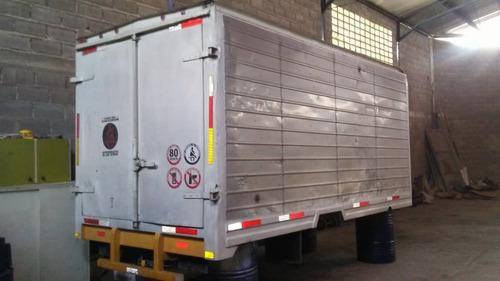 furgon o cava para npr