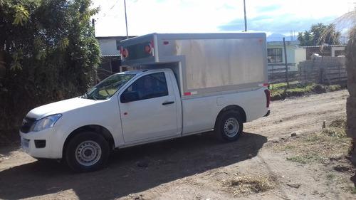 furgon para camioneta