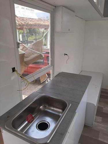 furgon para casa rodante, foodtruck, consultorio u oficina