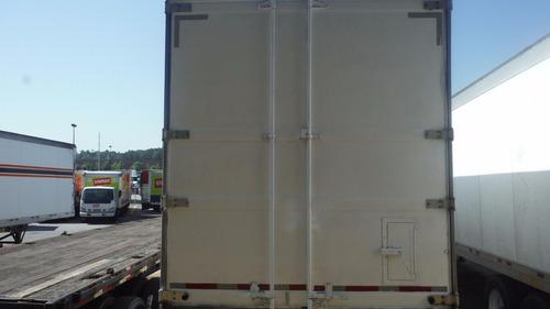 furgón refrigerado thermoking del 2005, 2007, 48 pies.