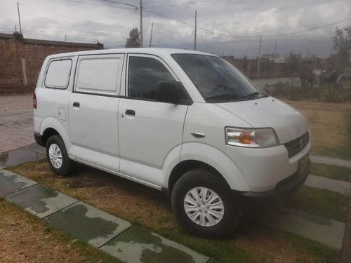 furgon suzuki año 2018