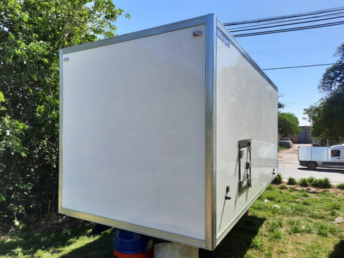 furgon termico 0 km - marca bonano