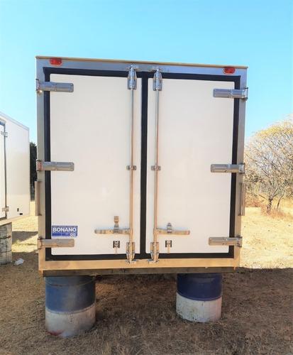 furgón termico 0 km - marca bonano (precio anticipo)