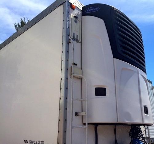furgon termico bonano 2012