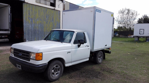 furgon termico - carnicero -paquetero bonano