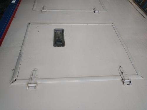 furgón térmico con equipo de frío