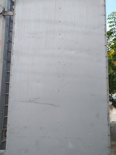 furgon termico de aluminio