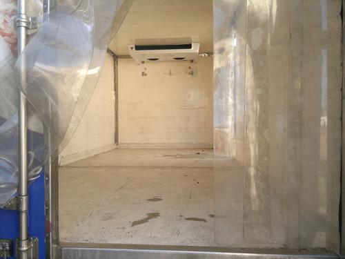 furgon termico de poliuretano expandido bonano