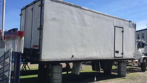 furgon térmico para equipo de frío 7 metros aprox