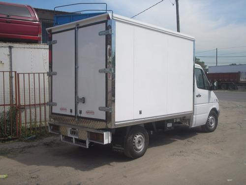 furgon tipo paquetero y/o semitermico