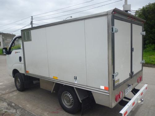 furgones cajas carrocerias termicas  en izopanel camiones.